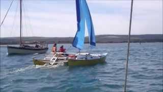 Wharram Tiki 21 & Tiki 26 Sailing