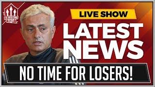 Jose Mourinho Press Conference Reaction | Watford vs Man United