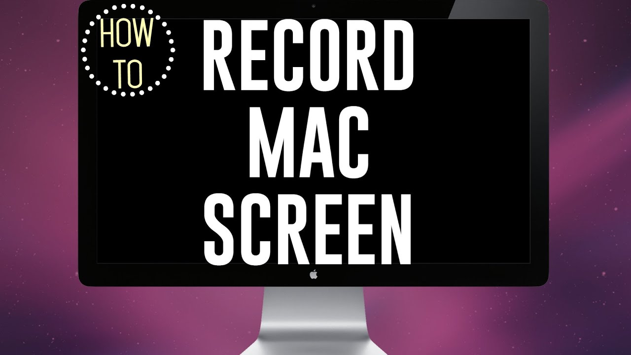 How to record your screen on a mac free youtube youtube premium ccuart Images