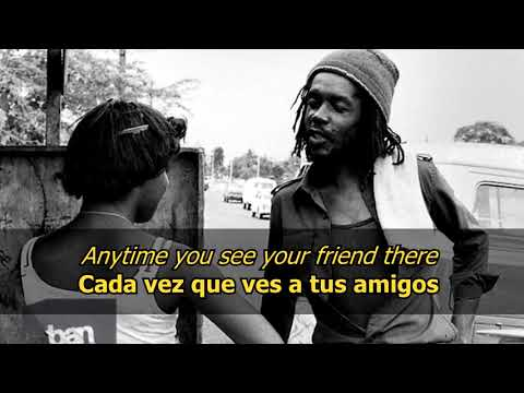 Guide me from my friends - Peter Tosh (ESPAÑOL/ENGLISH)