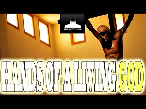 Creepypasta- Hands of a Living God