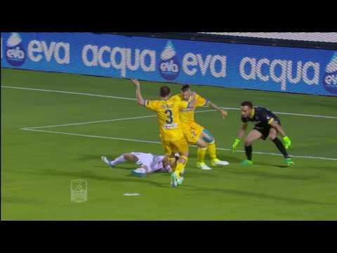 Frosinone-Carpi 0-1