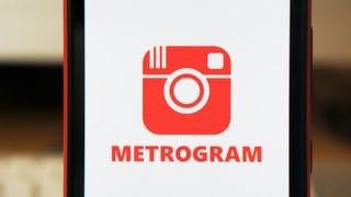 видео Instagram (Metrogram) для Windows phone (nokia lumia)