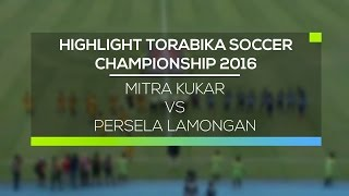 Video Gol Pertandingan Mitra Kukar vs Persela Lamongan