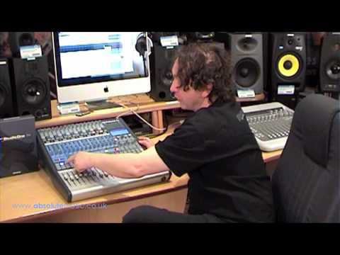 Absolute music: Presonus Studio Mixer
