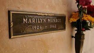 Marilyn Monroe s grave - Westwood Village Memorial Park, Los Angeles