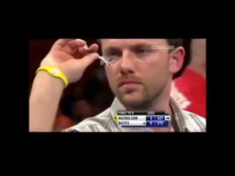 AMAZING best of Paul Nicholson | Including 9 Dart Attemps, Ice bucket Challenge, 170 Checkouts....
