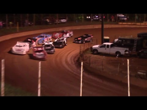 Winder Barrow Speedway Limited Late Model  Race 5/21/16