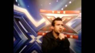 Khushal Khan on The X Factor (UK)