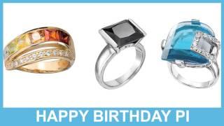 Pi   Jewelry & Joyas - Happy Birthday