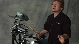 V-Drums Lesson 44: Mike Snyder - Quick Tip: Try Different Sounds