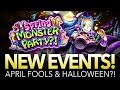 NEW EVENTS! April Fools & Halloween Vivi/Katakuri! (ONE PIECE Treasure Crui…