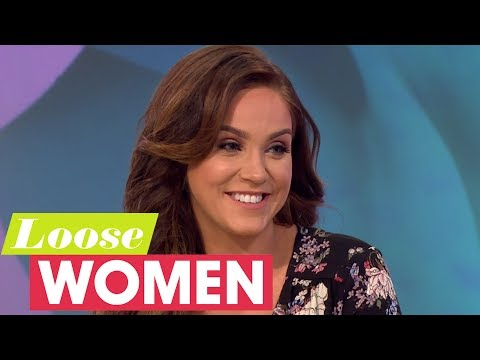 Vicky Pattison Spills the Beans on Her Engagement to John Noble  Loose Women