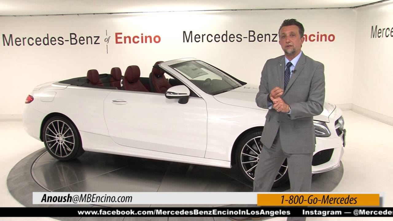 First Look @ Mercedes Benz Of Encino By Anoush. Ep_34_Eng   YouTube