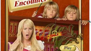 Suite Life Of Zack And Cody  Maddie's Snack Encounter Game Play