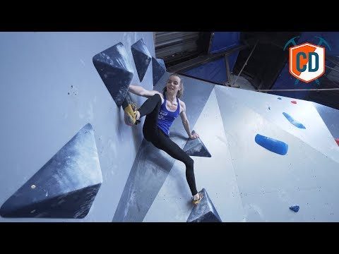 This Is The Future Of British Competition Climbing | Climbing Daily Ep.1012