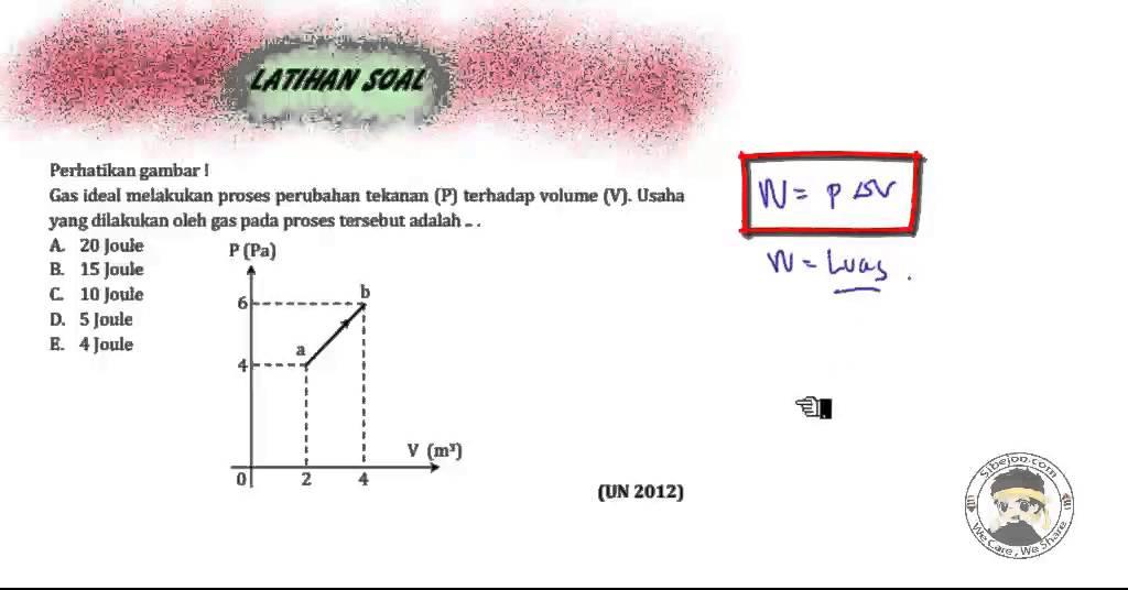 Kinetika gas dan termodinamika latihan soal 14 youtube kinetika gas dan termodinamika latihan soal 14 ccuart Gallery