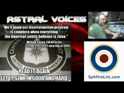 Astral Voices: Dave Emory FTR #57 The CIA and The New Media