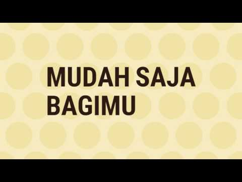 MUDAH SAJA  HD SOUND KARAOKE