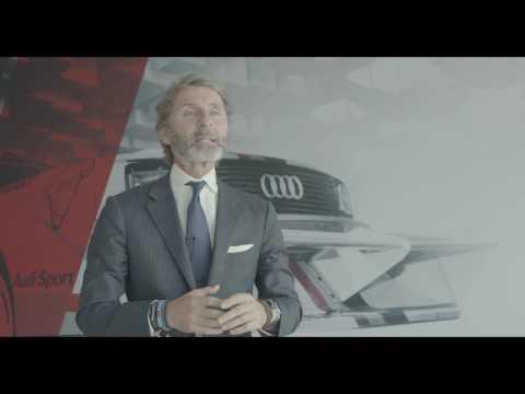 Audi Opens World