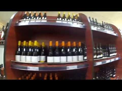 Фирменный магазин в Молдавии называется - Искусство вина