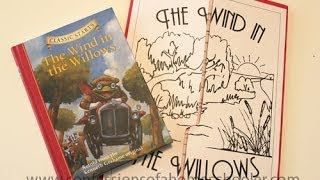 The Wind in the Willows Unit Study and Lapbook Thumbnail