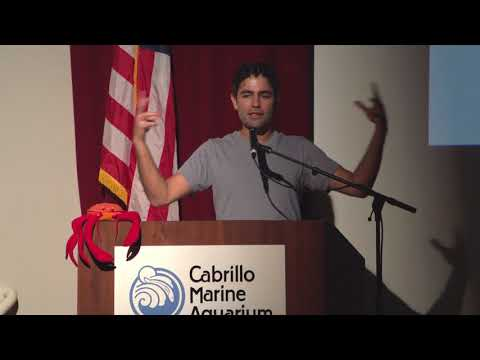 7 Sustainable Seafood Expo 2017   Keynote Presentation led by Adrian Grenier