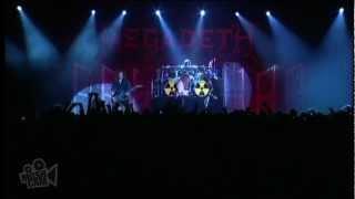 Смотреть клип Megadeth - Poison Was The Cure
