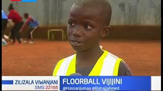 Zilizala Viwanjani: Floorball Vijijini