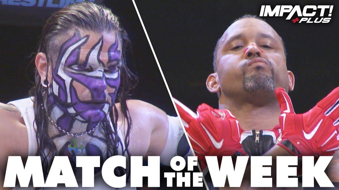 MVP vs Jeff Hardy: FULL MATCH (Turning Point 2015) | IMPACT Wrestling Full Matches