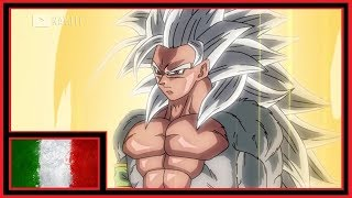 Dragon Ball AF: Goku Super Saiyan 5 - Rayjii   DOPPIAGGIO ITA