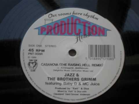 casanova (passion hero)...the raising hell remix