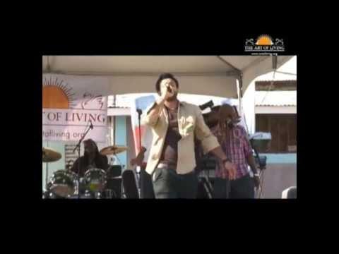 Shaggy & Art of Living Concert - High Security Tower Street Prison (Jamaica)