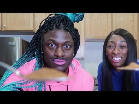 The Cinnamon Challenge ft. TiTi (SOMEBODY CHOKED!)