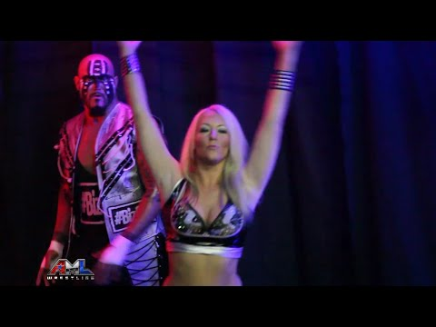 AML Wrestling TV #21: Doc Gallows & Amber O'Neal Mixed Tag