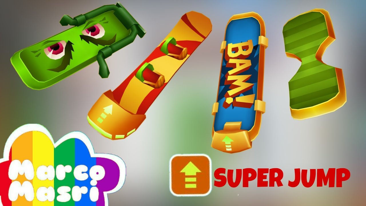 super subway surfers