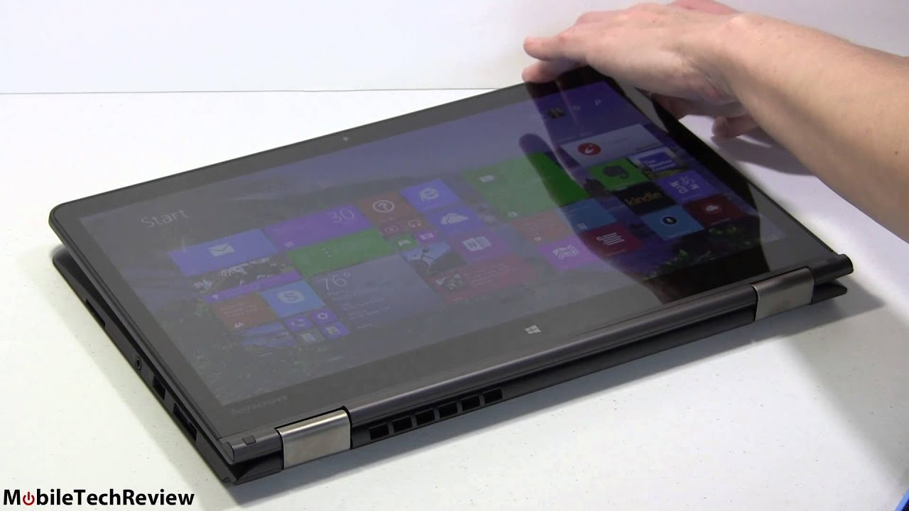 Lenovo ThinkPad Yoga 14 Review - Laptop and Convertible