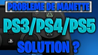 [TUTO] MANETTE DE (PS3/PS4) SE CONNECT PLUS !