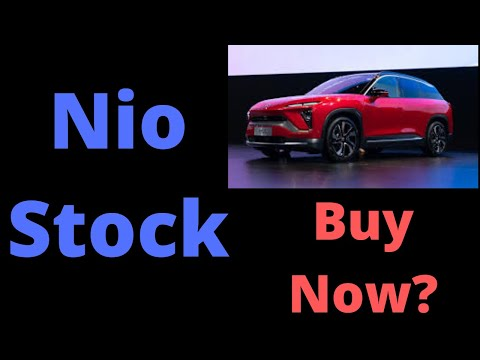 NIO stock is soaring! Time to buy?