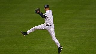 MLB Athletic Plays