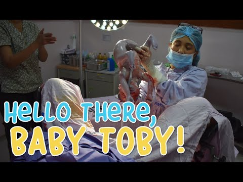 Nanganak Na Ko! (My First Childbirth Experience - Labor And Delivery Vlog) | Philippines