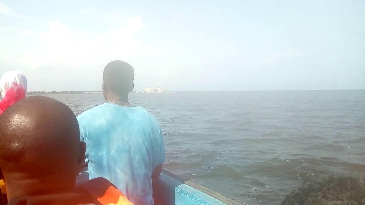 Download Ajah to Ikorodu by boat 2