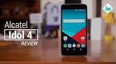 Alcatel idol 4 nougat update - YouTube