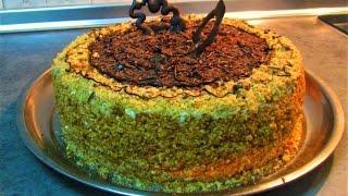 """""""КУТУЗОВ"""" (ԿՈՒՏՈՒԶՈՎ) вкусный торт рецепт от Inga Avak"""