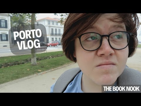 Porto Holiday Vlog  |  The Book Nook