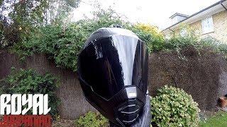 AGV AX8 Dual Evo Carbon Helmet Review