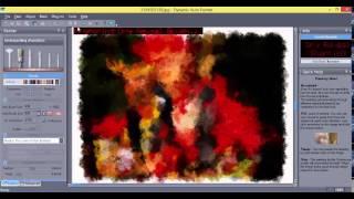 Merubah Foto jadi Lukisan Dengan Dynamic Auto Painter