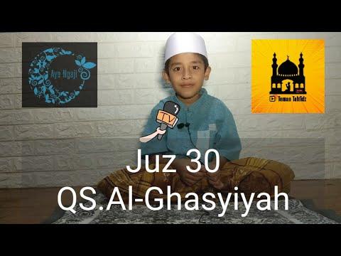 Juz 30 Murojaah Surah Al Ghasyiyah Metode Ummi Yang Mudah Dihafal