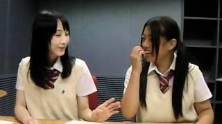 1+1は2じゃないよ 110812 松井玲奈vs山田澪花.