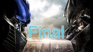 Прохождение Transformers: The Game Автоботы Финал